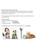 Półka dla kota CHILL DeLuxe TWEED