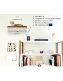 Półka dla kota CHILL DeLuxe SOFT
