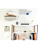 Półka dla kota CHILL DeLuxe SMOOTH