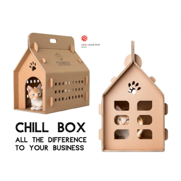 ➡️Chill Box – beneficial for everyone