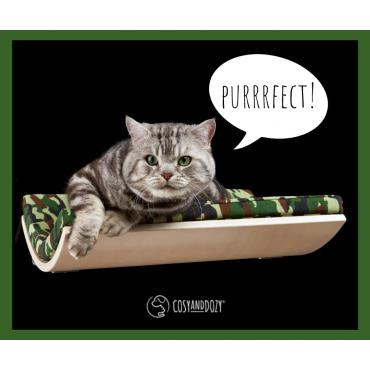 ➡️ Dlaczego koty kochają półki COSY AND DOZY? Oto 3 powody